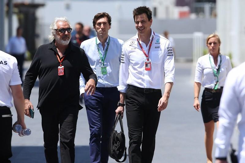 Wolff denies Alonso Mercedes move talks