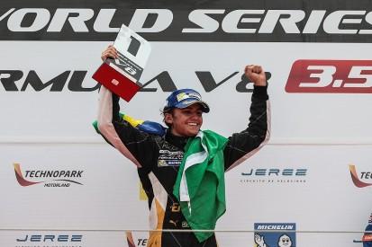 Aragon Formula V8 3.5: Pietro Fittipaldi boosts title bid with win