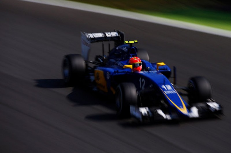 Sauber has eye on 2016 F1 car with update for Singapore Grand Prix