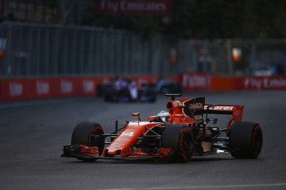 Fernando Alonso: McLaren should've won the Azerbaijan Grand Prix