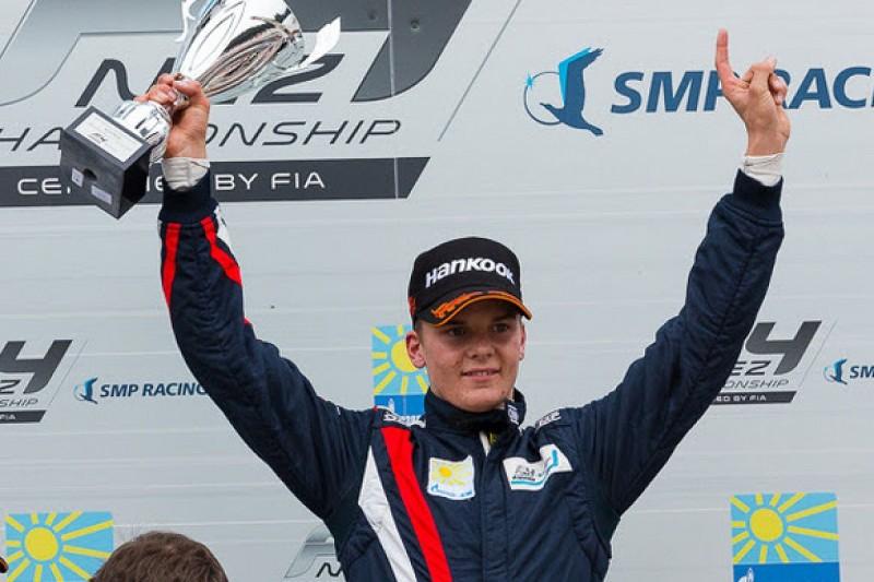 SMP F4 champion Niko Kari nearing European F3 graduation for 2016