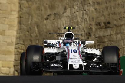 Lance Stroll's Baku showing helped by 2014 Williams F1 car test