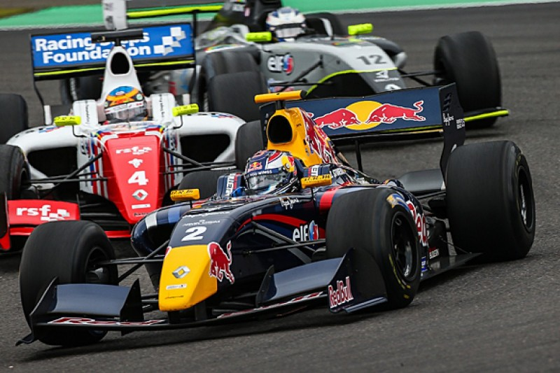 Formula Renault 3.5 set to join GT Open for much of 2016 calendar