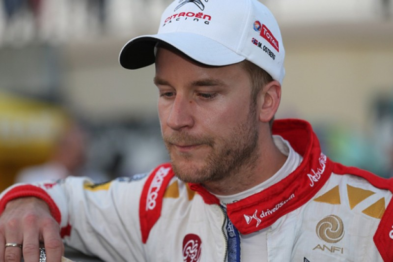 Full recce rollcage saved my life in Australia, says Ostberg