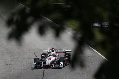 Road America IndyCar: Helio Castroneves on pole as Penske dominates