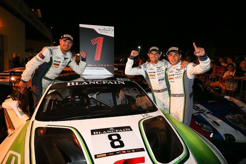 Bentley wins Blancpain GT Series' Paul Ricard 1000km