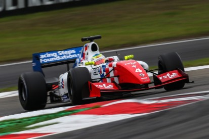 Nurburgring FR3.5: Oliver Rowland takes pole again for race two