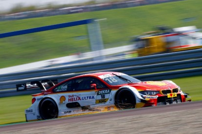 Oschersleben DTM: BMW's Augusto Farfus beats Tom Blomqvist to pole