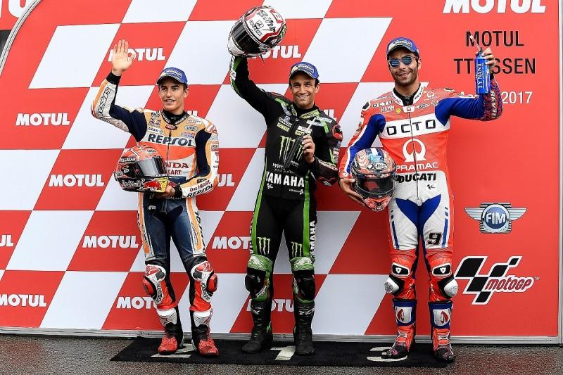 Assen MotoGP: Rookie Johann Zarco takes maiden pole for Tech3