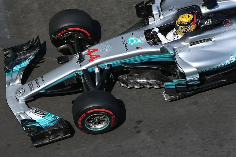 Mercedes' Lewis Hamilton says Azerbaijan GP pole lap was 'do or die'