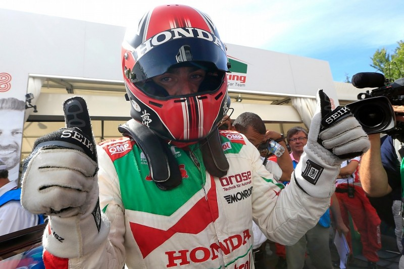 Vila Real WTCC: Norbert Michelisz takes dominant pole in qualifying