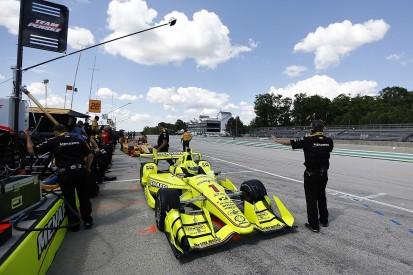 Road America IndyCar: Simon Pagenaud leads all-Penske top four