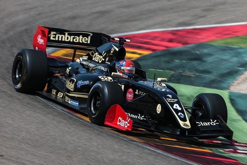 Aragon Formula V8 3.5: Pietro Fittipaldi takes opening race pole