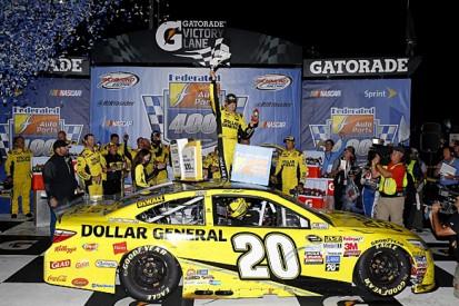 Richmond NASCAR: Matt Kenseth dominates as 2015 Chase field set