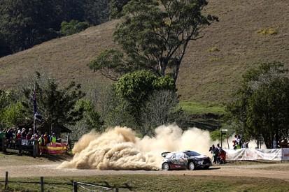 WRC Rally Australia: Meeke retakes lead from Latvala