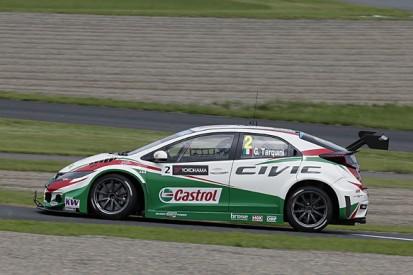 Motegi WTCC: Gabriele Tarquini's Honda completes practice sweep