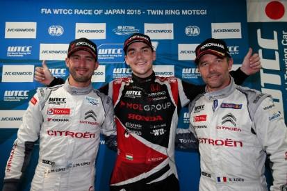 Motegi WTCC: Zengo's Norbert Michelisz gives Honda home pole