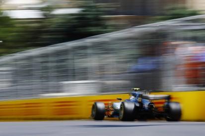 Valtteri Bottas fastest for Mercedes in final Baku F1 practice