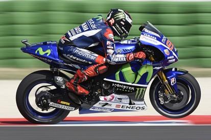 Misano MotoGP: Jorge Lorenzo flies for Yamaha in practice