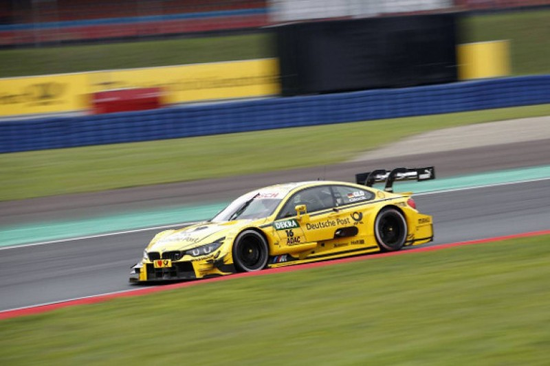 Oschersleben DTM: Ex-F1 racer Timo Glock takes first pole for BMW