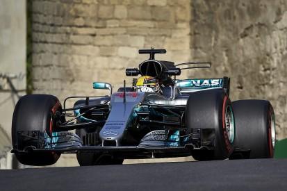 Baku F1 tyres make no sense, says Lewis Hamilton