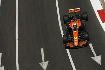 Honda tries 'spec 3' Formula 1 engine in Baku practice with Alonso