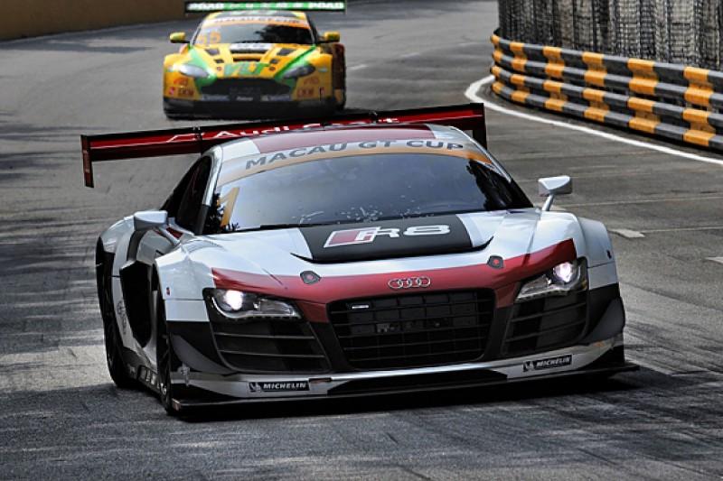Five manufacuters enter inaugural FIA GT World Cup in Macau