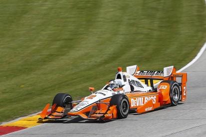 Josef Newgarden heads Penske sweep of Road America IndyCar practice