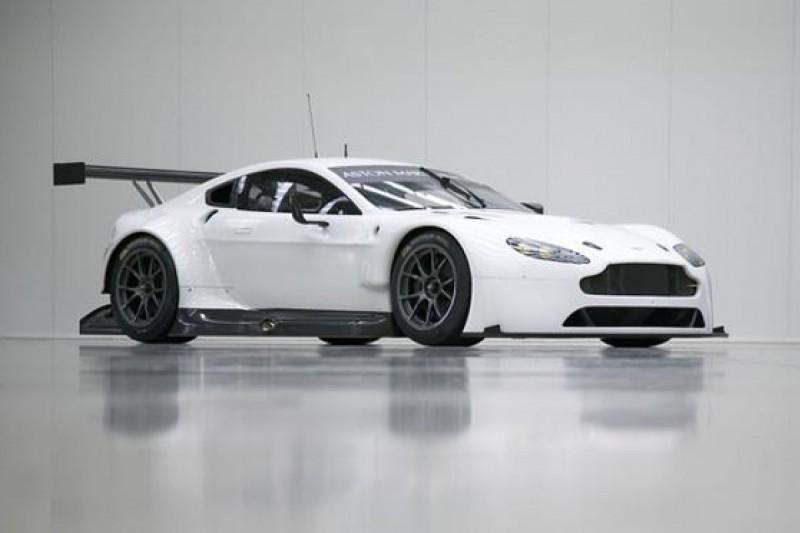 Aston Martin unveils 2016 GTE Vantage for World Endurance