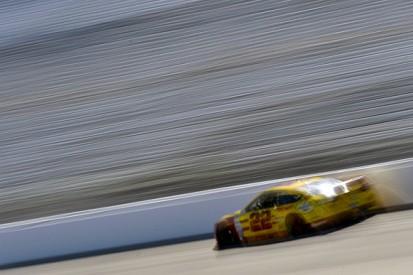Richmond NASCAR: Penske's Joey Logano on pole at Chase cut-off race