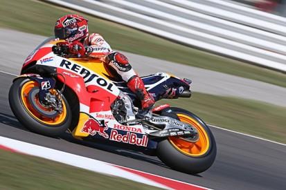 Misano MotoGP: Marc Marquez fastest in first practice