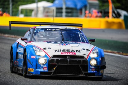 Nissan LMP1 driver Harry Tincknell makes GT debut in Blancpain