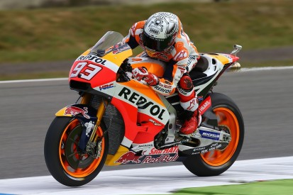 Assen MotoGP: Marc Marquez struggling for stability with Honda