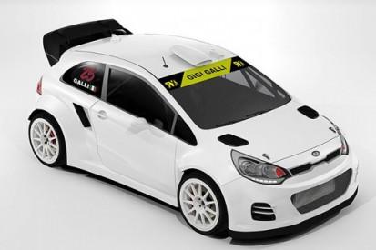 Ex-WRC driver Gigi Galli to run Kia Rio in World Rallycross