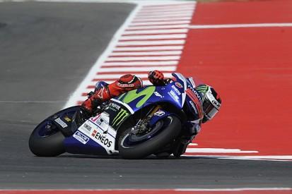 Misano MotoGP: Yamaha's Jorge Lorenzo fastest in Friday practice