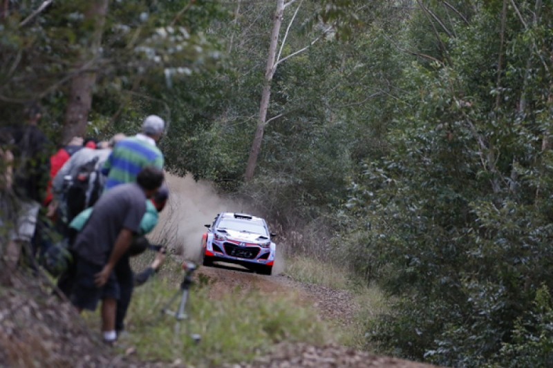 FIA to develop rally safety action plan following recent accidents