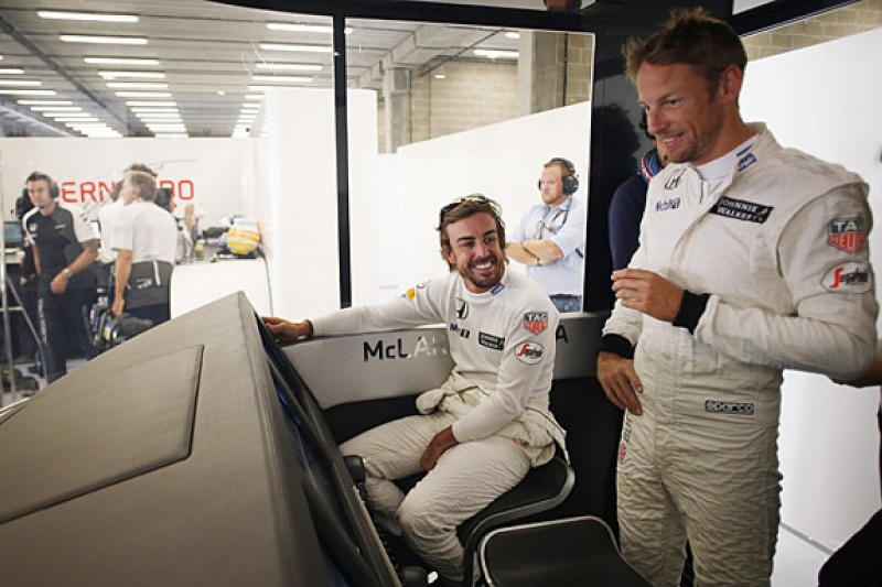 McLaren keeping Button in F1 would be 'a good thing' - Alonso