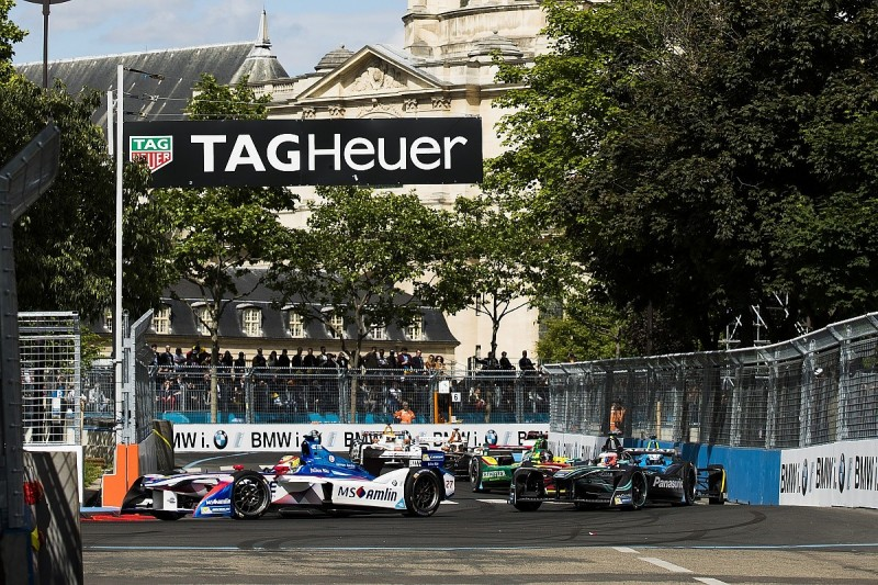 Motorsport.com and TAG Heuer launch Formula E video series