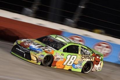 Kyle Busch overcame the odds to make 2016 NASCAR Chase - Gibbs