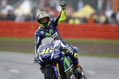 """Ex-MotoGP rider Loris Capirossi says Valentino Rossi is """"a monster"""""""