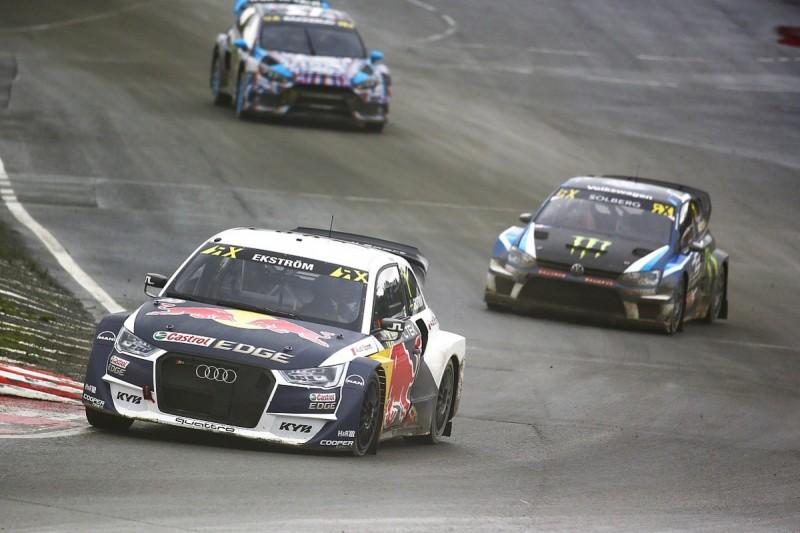 Audi decides Ekstrom must miss Holjes World RX for Norisring DTM