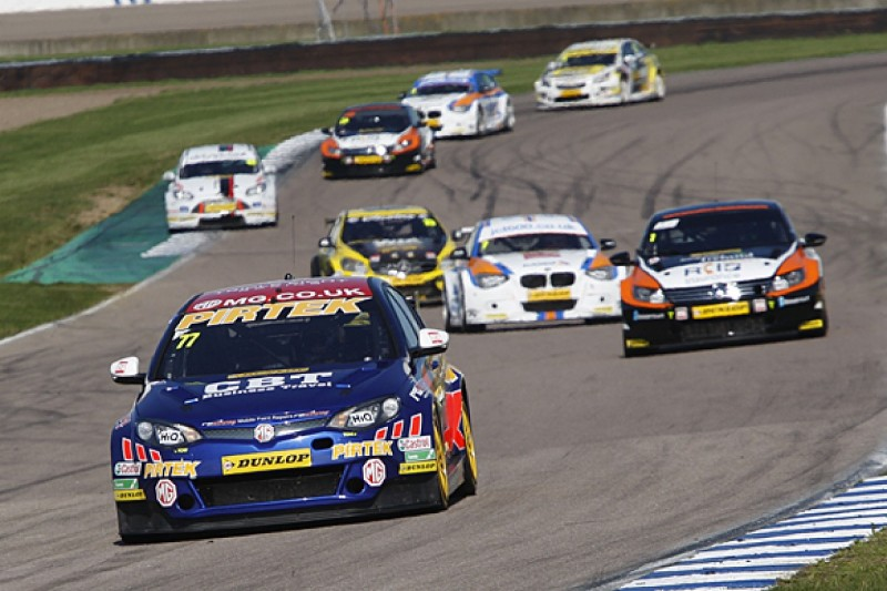 MG driver Andrew Jordan declares his 2015 BTCC title chances over