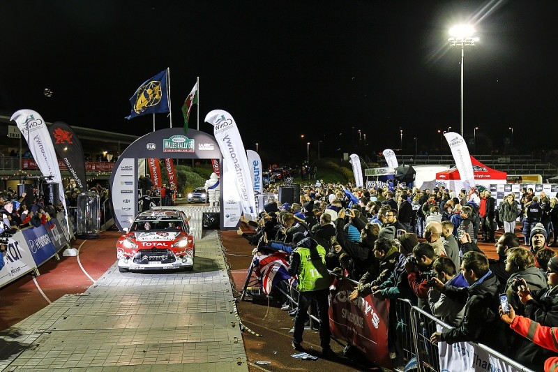 WRC Rally GB ponders new opening stage for 2017 itinerary