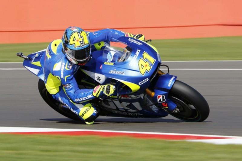 British MotoGP breakthroughs to boost Suzuki pace, says Espargaro