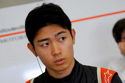 Pons promotes Yu Kanamaru into Formula Renault 3.5