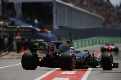 Haas Formula 1 team to use 'spotters' for Baku qualifying