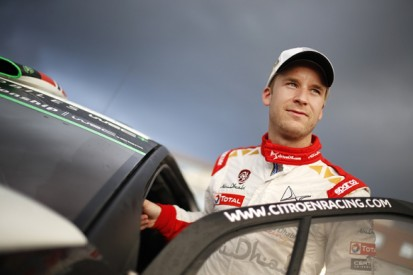 WRC: Mads Ostberg out of Rally Australia after crash with truck