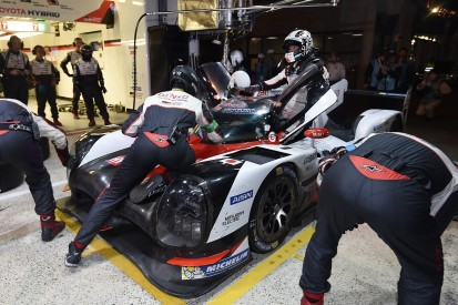 Toyota receives apology from Capillaire for Le Mans-ending mix-up