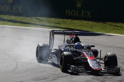 Struggling McLaren-Honda Formula 1 team fears revenue blow