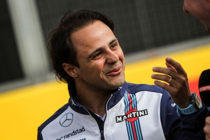Williams F1's Massa and Formula E's Piquet for Race of Champions